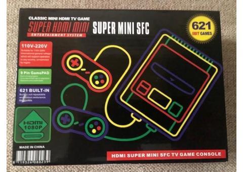 Mini classic games console