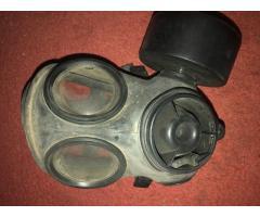 British Army Gas Mask