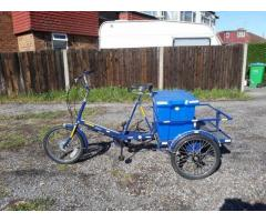 Pashley loadstar delivery tricycle