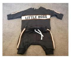 Baby boys newborn set