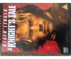 A Knights Tale DVD