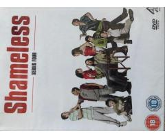 Shameless Series 4 DVD