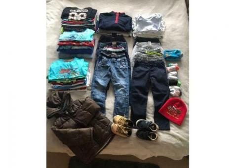 2-3 years boy clothes bundle