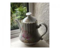 Coffee/ tea pots + milk jug