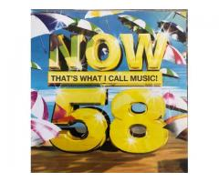 Now that's what i call music 58 CD