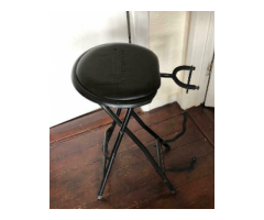 Guitar stool and stand