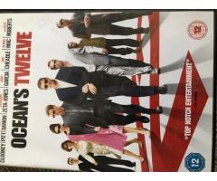 Oceans TWELEVE DVD