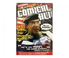 COMICAL ALI DVD