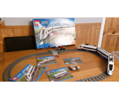 Lego train set 60051