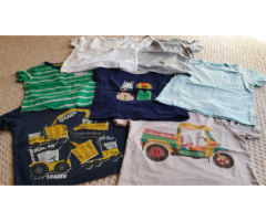 Boys 18 months to 2 years big bundle of summer clothes