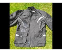 Enduro jacket size large