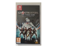 GHOST BUSTERS NINTENDO SWITCH GAME