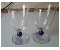 Wedgewood glasses