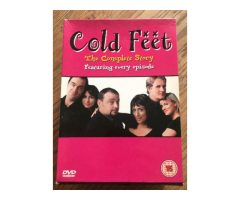 Cold Feet Series One Dvd Set