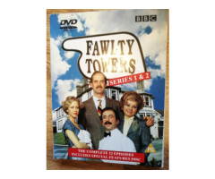 Faulty Towers Dvds
