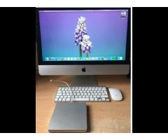 "Apple iMac 21.5"" screen 1TB storage 8GB memory"