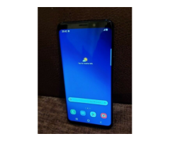 Samsung Galaxy S9 Blue 64GB EE